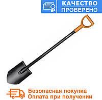 Лопата Fiskars Solid садовая  штыковая (131413)