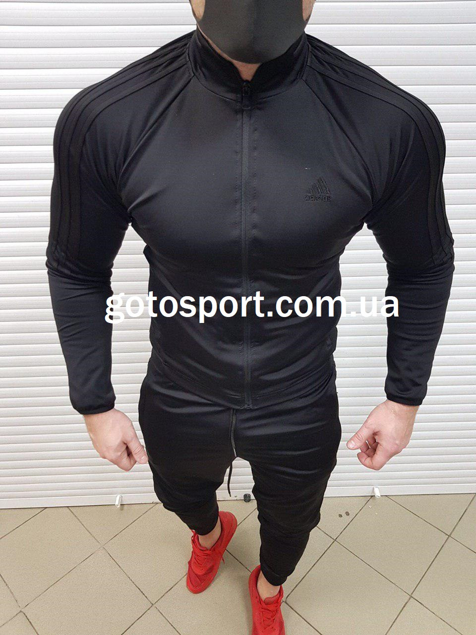 Мужской спортивный костюм Adidas Security