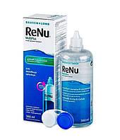 Раствор для линз Renu Multiplus 360ml (Реню Мультиплюс), Bausch & Lomb