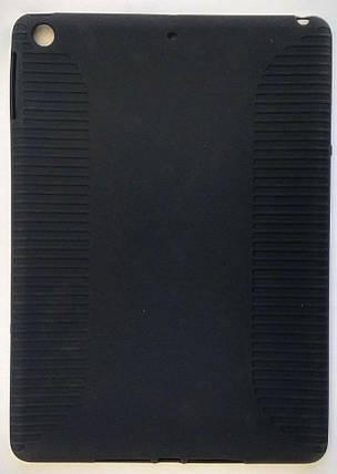 Силіконовий чохол накладка iPad Air Black, фото 2