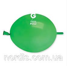 """Зеленый пастель. tet-a-tet линколун. 6"""" (16 см) шарик для моделирования.ТМ Gemar -10 шт.(миксуем)"""