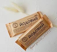 """Функциональный батончик """"Йодовый"""" для улучшения обмена веществ ТМ Грин-Виза"""