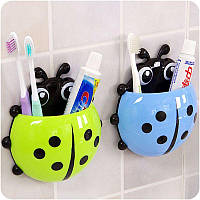 Insect toothbrush holder