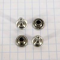 Хольнитен односторонний 8*8*10 мм никель a3723 (1000 шт.)