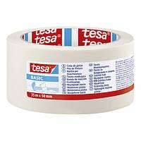 Малярная лента TESA BASIC, лента 25мм х 35м