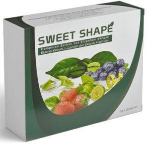 Sweet Shape (Світ Шэйп) — капсули для схуднення