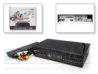 Цифровой эфирный приемник с экраном DVB-T2 MONDAX IPTV/YouTube/WiFi/MP4 металл 40шт T2-MX-100