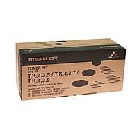 Тонер-картридж Integral для Kyocera Mita Taskalfa 180/181/220/221 аналог TK-435 Black (12100040)