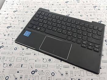 Верхний корпус Lenovo Miix310-10 (клавиатура с тачпадом) Сервисный оригинал с разборки