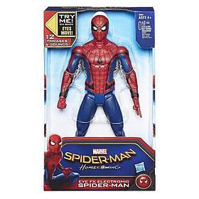 Интерактивная игрушка Человек-Паук 30 см Звук - Electronic Spider-Man, Eye fx, Hasbro SKL14-138289