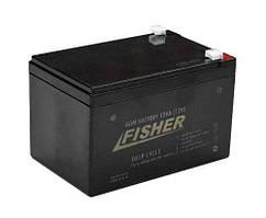 AGM 12B аккумулятор Fisher 12 Ач
