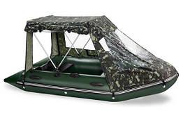 Тент палатка Барк для ПВХ лодок В-300, ВТ-270