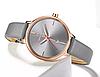 Женские кварцевые наручные часы Naviforce NF5006 Gray-Cuprum-Gray, фото 3