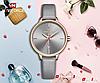 Женские кварцевые наручные часы Naviforce NF5006 Gray-Cuprum-Gray, фото 5