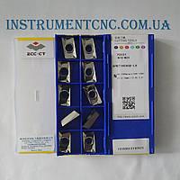 Пластины фрезерные твердосплавные ZCC-CT APKT160408-LH YD101 под угол 90°