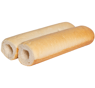 Булка для французького хот-дога 0,065 кг (48 шт)