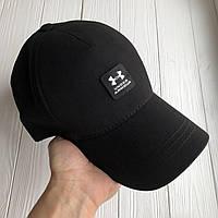 Бейсболка кепка Under Armour (реплика) черный