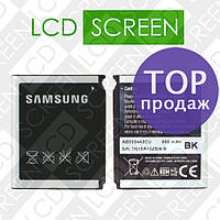 Аккумулятор для телефона Samsung U700 Z370 Z560 G800 L760 AB553443CU