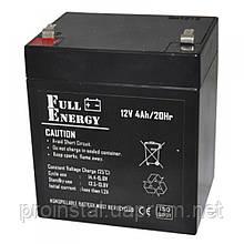 Аккумулятор свинцово-кислотный для ИБП Full Energy FEP-124
