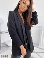 Женский классический модный пиджак, фото 1