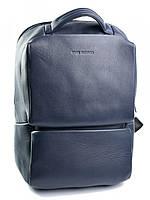 Рюкзак кожаный для ноутбука Case 1179.49 синий