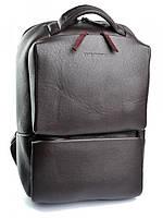 Рюкзак кожаный для ноутбука Case 1179.4 коричневый