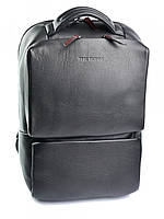 Рюкзак кожаный для ноутбука Case 1179.1 черный