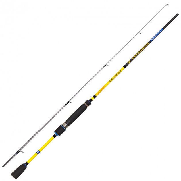 Спиннинг Lucky John Progress JIG 37 2.74 м 12-37 г рыболовные спиннинговое двусоставное удилище LJPJ-902MHF