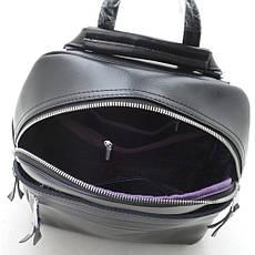 Рюкзак натуральная кожа 9060/043 красная, фото 2
