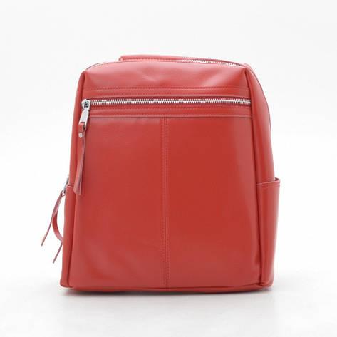 Рюкзак 9097 красная, фото 2