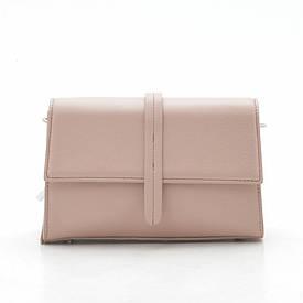 Женский кожаный клатч 2062 pink