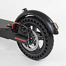 """Електросамокат 3678 """"Best scooter"""", колеса 8,5"""" чорний, фото 4"""