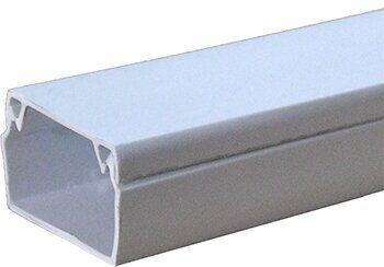 Короб пластиковый e.trunking.stand.100.40, 100х40мм, 2м