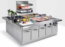 Професійне обладнання для кухні