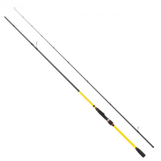 Спиннинг Lucky John Progress POWERJIG 56 2.74 15-56 г рыболовные спиннинговое двусоставное удилище LJPP-902HF