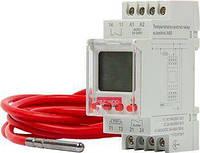 Реле контроля температуры e.control.h02 с внешним датчиком температуры, 16А АС/DC 24-240 с
