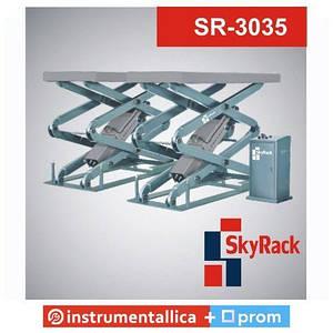 Автомобильный ножничный подъемник 3,5т SR-3035 SkyRack