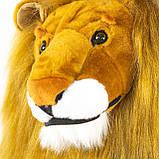 Мягкая игрушка Лев 90 см, фото 3