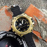 Часы наручные Casio G-Shock GLG-1000 Black-Gold, фото 1