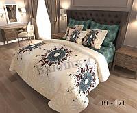 Комплект постельного белья ТМ Баюшки BL-171_10 полуторный