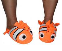Тапки детские Рыбка Немо, размер: 29. (тапочки детские ,тапочки женские, тапки мужские)