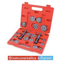 Комплект для обслуживания тормозных цилиндров 18 ед. JGAI1801 TOPTUL