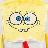 Мягкая игрушка Губка Боб закрытый рот, фото 2