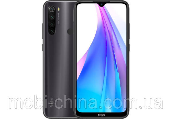 Xiaomi Redmi NOTE 8T 4/64Gb black Global Version, фото 2
