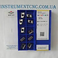 Пластины фрезерные двухсторонние ZCC-CT ANGX 110504PNR-LH YD101