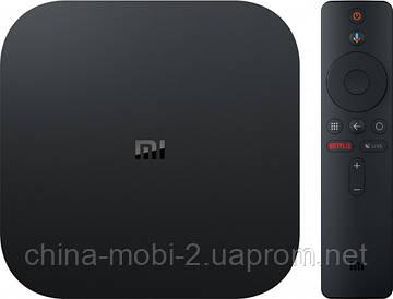 Смарт ТВ приставка Xiaomi Mi Box S