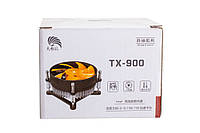 Кулер процессорный LGA 775/1156/1155/i3/i5 2200prm 220gr - Heatsinl (up to I7 Cpu) 92mm 3pin