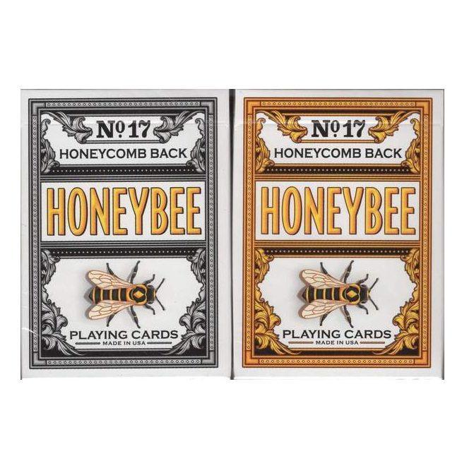 Покерные карты Honeybee v2