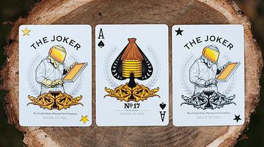 Покерные карты Honeybee v2, фото 3
