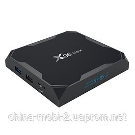 Смарт ТВ приставка VONTAR X96 MAX 4/64Gb